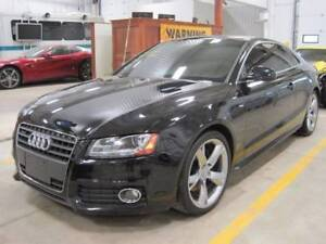 PARTING OUT AUDI A5 2011 2.0T Manual 85K Coupe