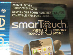 Leather Gloves, ISOTONER SmarTouch, Med., Large & XL, BNIB Kitchener / Waterloo Kitchener Area image 5