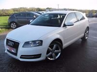 Wanted!!!!! White audi a3 - door under 100k