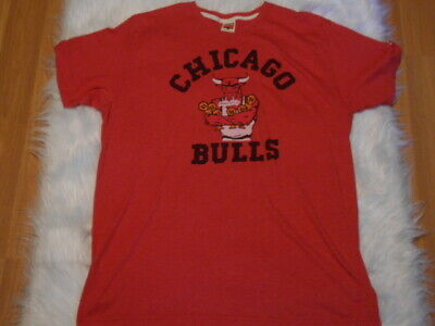 Vintage Chicago Bulls Mens T Shirt Sz. XL Homage Windy City Made in USA](Windy City Usa)