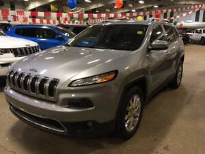 2015 Jeep Cherokee Limited