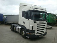 2008 Scania R420 6x2 High Line Cab