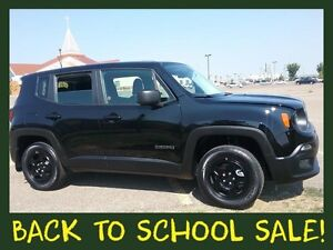 2016 Jeep Renegade Sport 4X4 (only 4000 kms!)