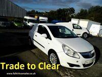 Vauxhall Corsa Van 1.3 CDTi 3dr 16v