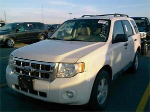 2010 FORD ESCAPE XLT 4X4,Remote Starter/ Set of Snow Tires,Alloy