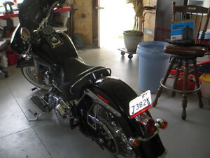 2009 Softail Deluxe, One Owner Low Mileage