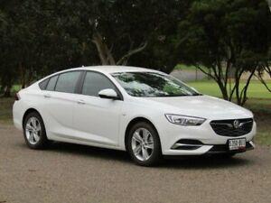 2017 Holden Commodore ZB MY18 LT Liftback White 9 Speed Sports Automatic Liftback Murray Bridge Murray Bridge Area Preview