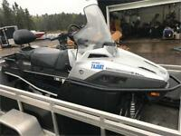 SLED & TRAILER PACKAGE! 2016 YAMAHA VK PRO + ALCOM  LOW KMS ! Timmins Ontario Preview