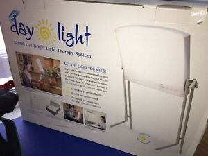 Day Light Therapy for Seasonal Affective Disorder