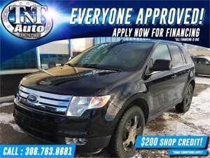 2008 Ford Edge Limited AWD-HEATED LEATHER SEATS-APPLY NOW!