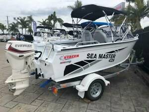 STACER 429 SEA MASTER Ashmore Gold Coast City Preview