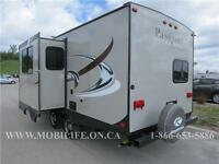 **OUTDOOR KITCHEN! **DOUBLE BUNKS! **TRAVEL TRAILER FOR SALE!