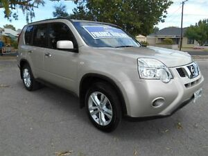 2011 Nissan X-Trail T31 MY11 ST (4x4) Gold 6 Speed Manual Wagon Prospect Prospect Area Preview