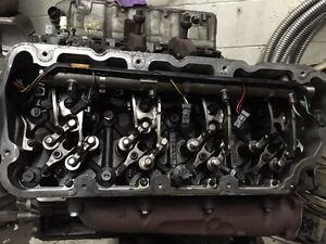 powerstoke 6.4l diesel 2008-2010 engine part out