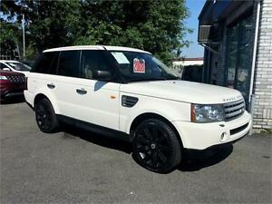 2008 LAND ROVER SPORT SUPERCHARGED AWD