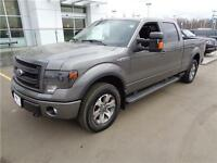 ** 2013 ** FORD ** F-150 ** FX-4 ** SUPERCREW ** 4WD ** 6.2L V8