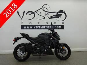 2018 Suzuki GSX-S1000- Stock #V2587- No Payments for 1 Year**