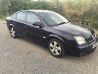 2005 Vauxhall Vectra, starts and drives well, MOT until January 2017, car located in Gravesend Kent,