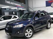 2012 Holden Captiva CG Series II 7 CX Blue Sports Automatic Wagon Mount Druitt Blacktown Area Preview