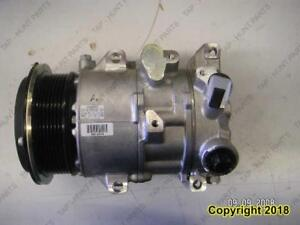 AC Compressor Denso 6Seu16C [Please Check Picture] Toyota Camry