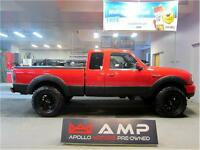 2009 Ford Ranger Automat Custom 4x4 Lift Tires/ whees Flares MP3