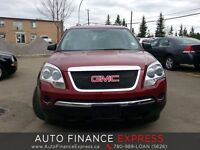 2011 GMC Acadia SLE AWD - $100 BiWeekly with EXPRESS APPROVALS!
