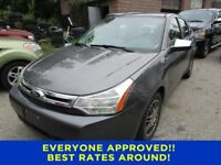 2010 Ford Focus SE Barrie Ontario Preview