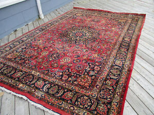 Looking for a red persian rug for sale