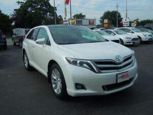 2014 TOYOTA VENZA PANORAMIC SUNROOF, NAVIGATION SYSTEM, LEATHER