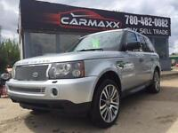 2008 Land Rover Range Rover Sport SUPERCHARGED!