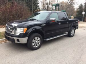 2010 Ford F-150 SuperCrew Lariat Pickup Truck