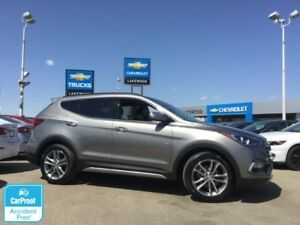2017 Hyundai Santa Fe Sport Limited Turbo (Nav, Heated/Cooled Se