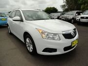 2013 Holden Cruze JH Series II MY13 CD Sportwagon White 6 Speed Sports Automatic Wagon West Ballina Ballina Area Preview