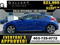 2014 Hyundai Veloster TURBO $159 BI-WEEKLY APPLY NOW DRIVE NOW