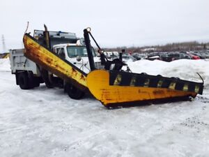 1997 International 4600 4X2 Plow Truck