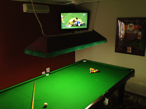 Billiard table 9 ft x 4.5 ft  (3/4) The Gap Brisbane North West Preview