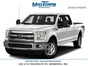 2016 Ford F-150 LARIAT 502A SPECIAL EDITION