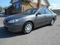 2005 TOYOTA Camry LE 2.4L Automatic Certified & E-Tested 132KMs