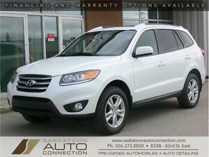 2012 Hyundai Santa Fe GL Premium * AWD * MOONROOF * HEATED SEATS