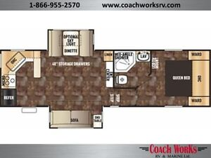 Lite weight couples 5th wheel that is fully loaded! Call tristan Edmonton Edmonton Area image 12
