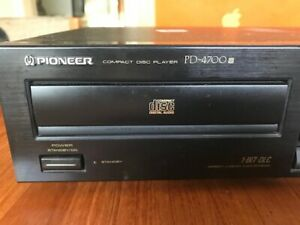 Pioneer CD Player PD 4700