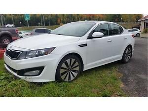 2012 KIA OPTIMA SX TURBO , CUIR , PANO , GPS