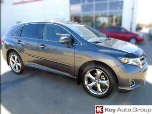 2014 Toyota Venza Limited PST Paid Non Smoker $236 B/W