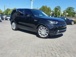 2017 Land Rover Discovery Series 5 L462 MY17 TD6 SE Black 8 Speed Sports Automatic Wagon Osborne Park Stirling Area Preview