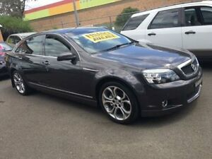 2007 Holden Caprice WM MY08 5 Speed Auto Active Select Sedan Campbelltown Campbelltown Area Preview