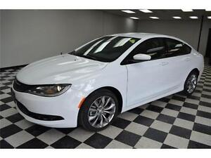 2016 Chrysler 200 S S - 2 LEFT ** LEATHER**BACKUP CAMERA