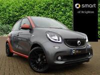 smart forfour EDITION1 (grey) 2015-03-31