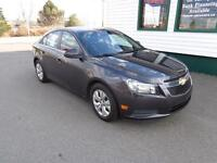 2014 Chevrolet Cruze 1LT Loaded for only $119 bi-weekly!