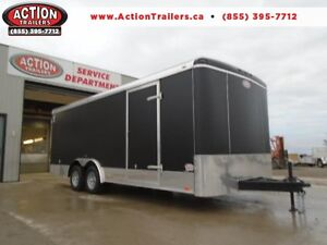 2017 8X20 ATLAS - #1 CONSTRUCTION TRAILER IN THE INDUSTRY! London Ontario image 1