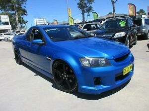 2008 Holden Ute VE SS V Blue 6 Speed Manual Utility North Parramatta Parramatta Area Preview